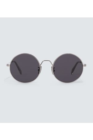 Céline Rounded metal frame sunglasses
