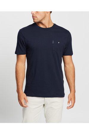 Ben Sherman Signature Pocket Tee - T-Shirts & Singlets (Dark Navy) Signature Pocket Tee