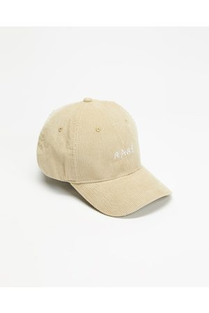 Rarefied Cotton Corduroy Rare Cap - Headwear (Nude) Cotton Corduroy Rare Cap