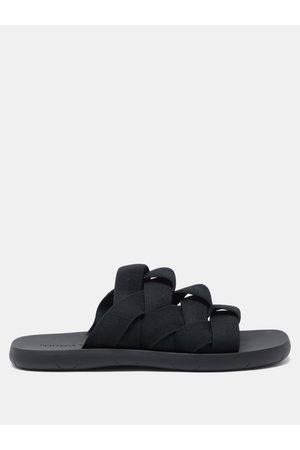 Bottega Veneta Intrecciato-woven Sandals - Mens
