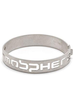 Raf Simons Men Bracelets - Engraved bracelet