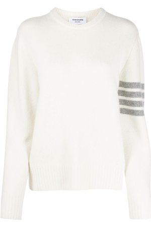 Thom Browne Cashmere 4-Bar stripe jumper