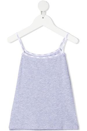 La Perla Logo band-trimmed cami top