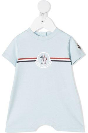 Moncler Logo-print shorties