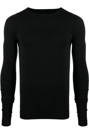 Rick Owens Fitted long-sleeve T-shirt