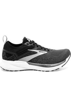 Brooks Men Sneakers - Ricochet 3 - Mens Running Shoes - /Ebony/