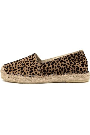 Mollini Zeek Mo Leopard Shoes Womens Shoes Casual Flat Shoes