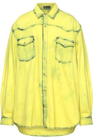 VERSACE Denim shirts