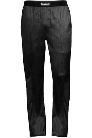 Tom Ford Stretch-Silk Pajama Pants
