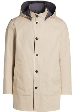 Saks Fifth Avenue COLLECTION Reversible Doubed Faced Coat