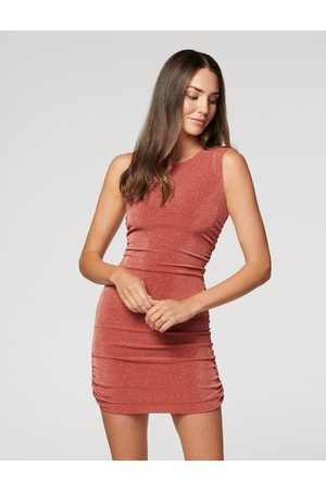 Forever New Women Party Dresses - Beatrix Ruched Mini Dress