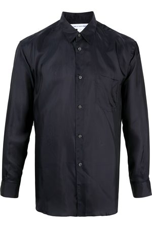 Comme des Garçons Long-sleeve button-up shirt