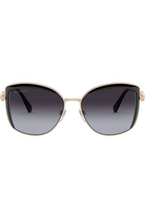 Bvlgari BV6128B cat eye-frame sunglasses