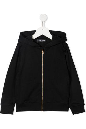 VERSACE Medusa-print hoodie