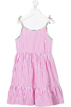 Ralph Lauren Striped cotton sleeveless dress