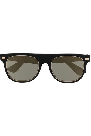 A Bathing Ape Square frame sunglasses