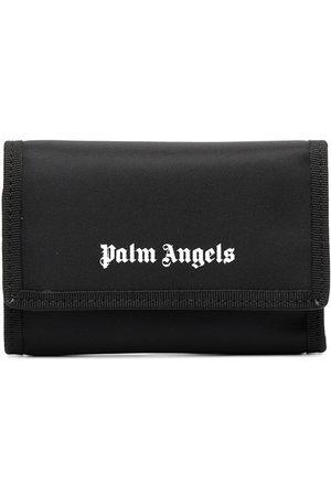 Palm Angels Men Wallets - ESSENTIAL WALLET WHITE