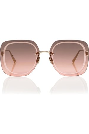 Dior UltraDior SU oversized sunglasses