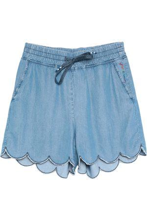 GAS Denim shorts