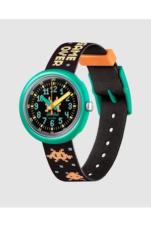 Flik Flak Men Watches - TIME INVADER - Watches TIME INVADER