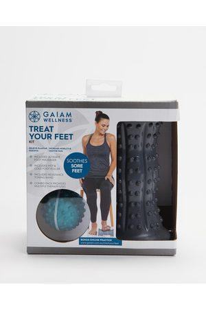 Gaiam Wellness Treat Your Feet Kit - Sports Equipment Wellness Treat Your Feet Kit