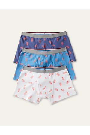 Boden 3 Pack Jersey Boxers Men