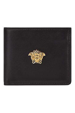 VERSACE Men Wallets - Leather Billfold Wallet