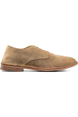 Moma Men Shoes - Round toe oxford shoes