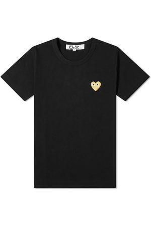 Comme des Garçons Comme des Garcons Play Women's Heart Logo Tee