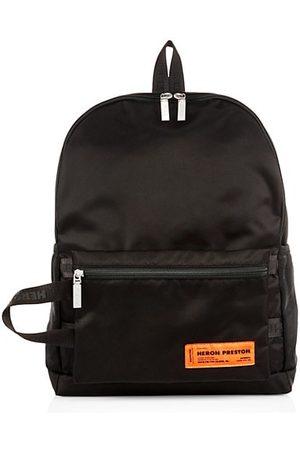 Heron Preston Nylon Fanny Backpack