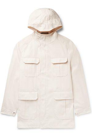 Saman Amel Tech-Twill Field Jacket