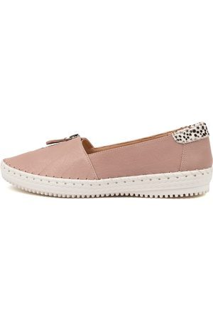 SUPERSOFT Women Casual Shoes - Wandie Su New Nude Spot Shoes Womens Shoes Casual Flat Shoes