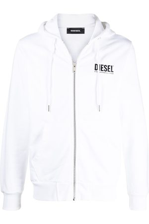 Diesel Men Hoodies - S-GIRK logo hoodie