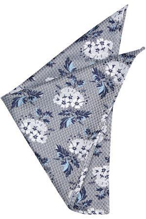 Yd. Briggs Floral Pocket Square One