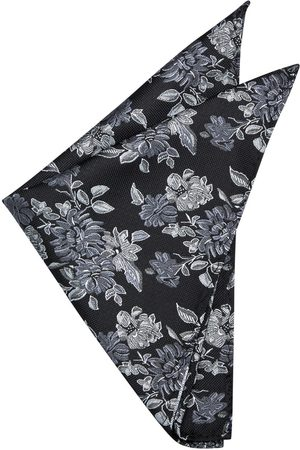 Yd. Colby Floral Pocket Square One