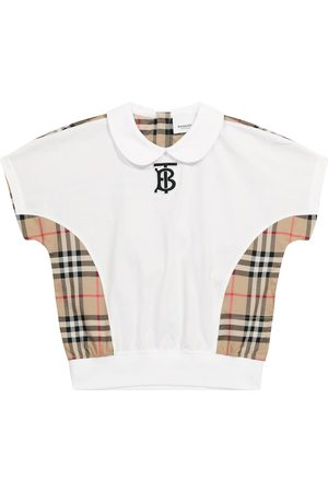 Burberry Vintage Check cotton top