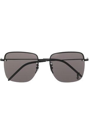 Saint Laurent Sunglasses - Monogram SL312M square-frame sunglasses