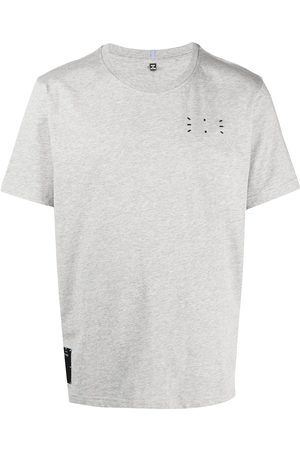 McQ Men Short Sleeve - Logo patch cotton T-shirt