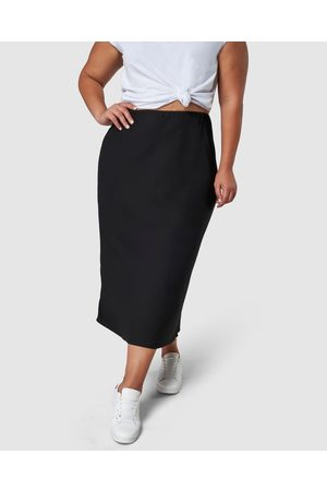 Something 4 Olivia Women Pencil Skirts - Lucia Midi Skirt - Pencil skirts Lucia Midi Skirt