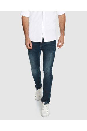 Tarocash Men Slim - Oregon Slim Stretch Jean - Slim (MIDNIGHT) Oregon Slim Stretch Jean