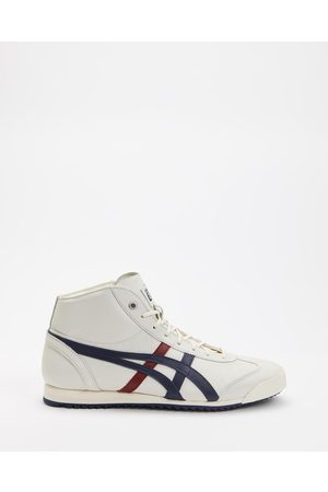 Onitsuka Tiger Sneakers - Mexico 66 Sd Mr Unisex - Sneakers (Cream & Peacoat) Mexico 66 Sd Mr - Unisex