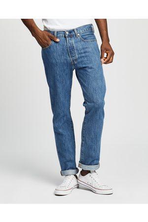 Levi's Men Straight - 501® Original Jeans - Jeans (Medium Stonewash) 501® Original Jeans
