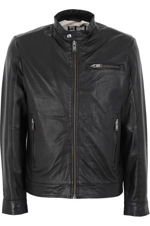 Selected Men Leather Jackets - Jackets