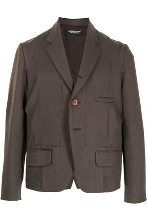 UNDERCOVER Deconstructed single-breasted blazer