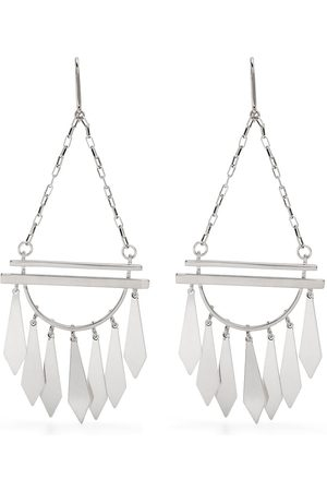 Isabel Marant Women Earrings - Multi-charm drop earrings
