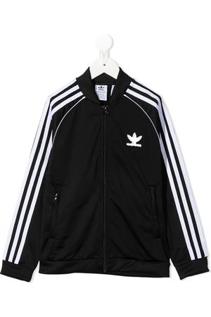 adidas Boys Outdoor Jackets - SST logo track top