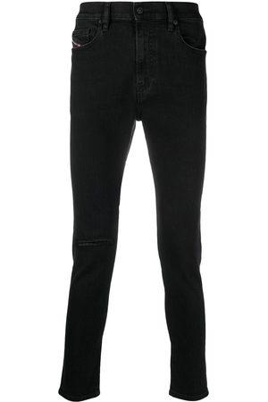Diesel Skinny-cut dark wash jeans