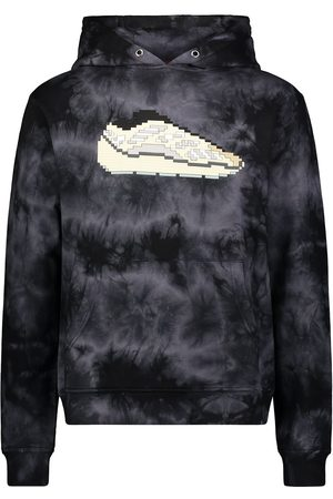 MOSTLY HEARD RARELY SEEN Sneaker tie-dye hoodie