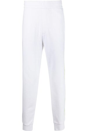 Armani Men Joggers - Side-stripe joggers