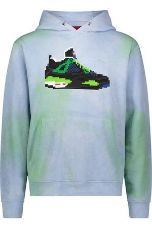 MOSTLY HEARD RARELY SEEN Sneaker print hoodie